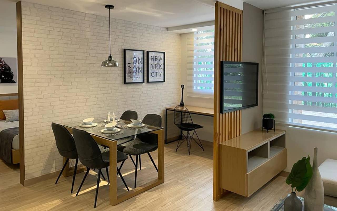 Apartamento modelo SUBA